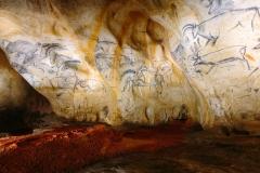 Caverne du Pont d'ArcRéplique de la grotte Chauvet